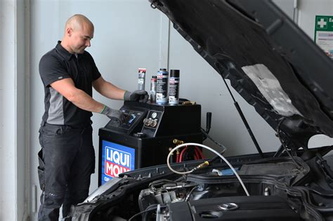Atf Changer Cleaner atf change made easy liqui moly