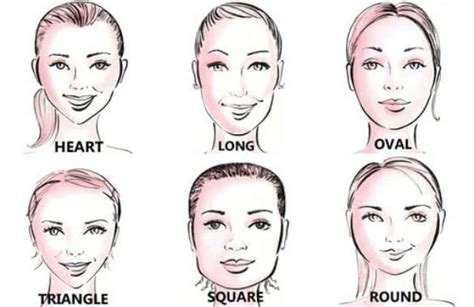 hair for shapes the best short haircuts by face shape beauty