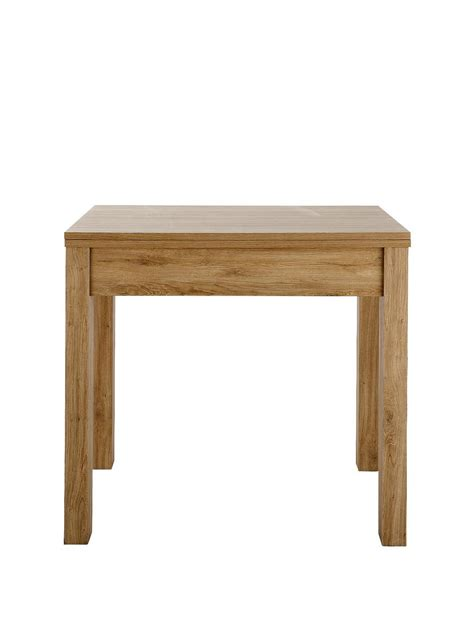 rectangle square square to rectangle extending dining table co uk