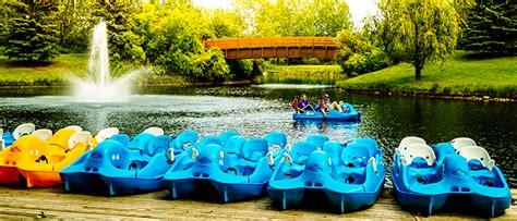 bower ponds amenities activities  city  red deer