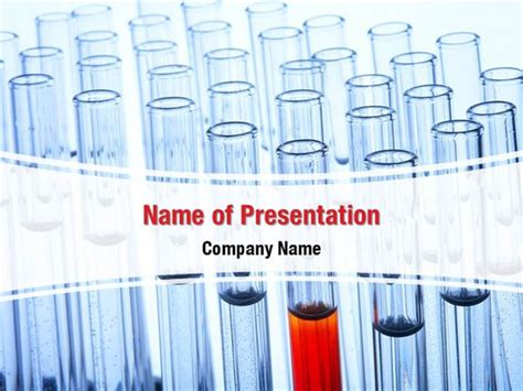 template powerpoint laboratory test tube powerpoint templates test tube powerpoint