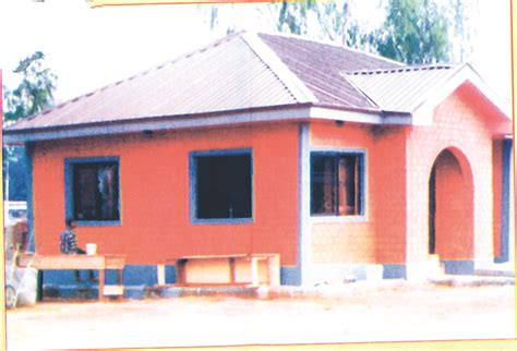 painting 3 bedroom house cost building a functional low cost house the nation nigeria