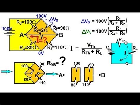 wheatstone bridge unknown resistor physics ohm s and resistor circuits 15 of 18 the wheatstone bridge 2