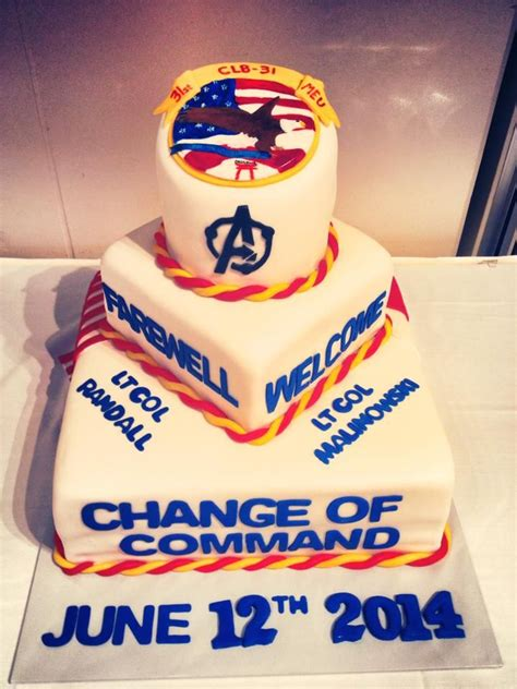 9 best images about change of command on pinterest military retirement cakes and devil