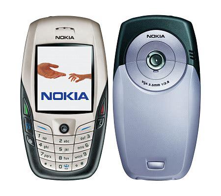Nokia 6600 Symbian de vergeten smartphone nokia 6600 uit 2003