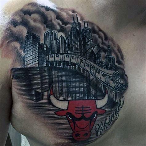 chicago bulls tattoo designs 50 chicago bulls designs for basketball ink ideas