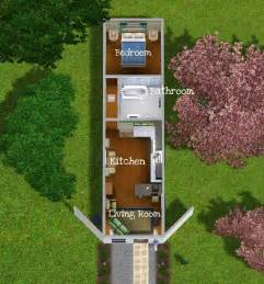 Small House Plans Sims 3 Mod The Sims A Tiny House 3 Containerized