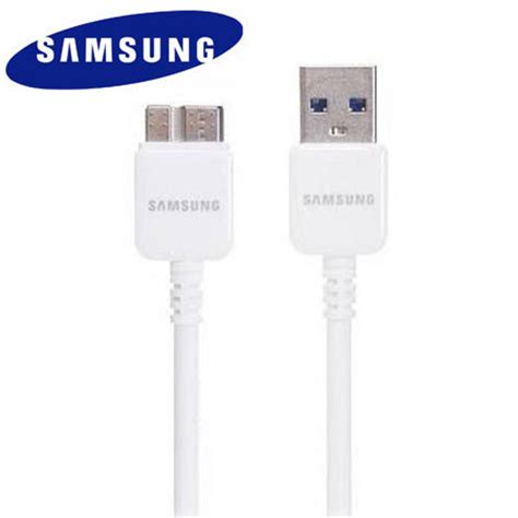 Kabel Data Samsung Original 99 Charger Transfer Da New official samsung micro usb 3 0 data cable white