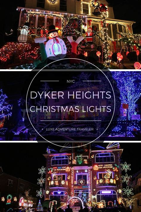 Best Outdoor Christmas Lights Best Christmas Towns In Usa Best Lights In Usa