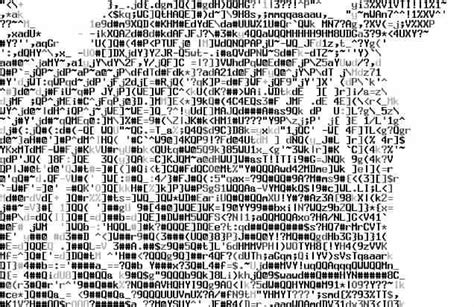 java pattern unicode character ascii encoding the definitive guide to plain text and