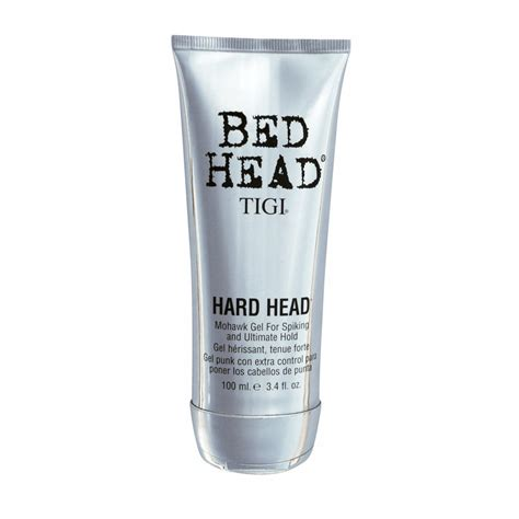 bed head hair tigi bed head hard head mohawk gel
