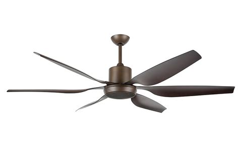 dc ceiling fan with light aviator 66 quot dc ceiling fan with light rubbed bronze