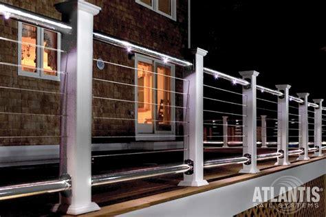 led handrail lighting system micro star led rail lighting photo gallery atlantis