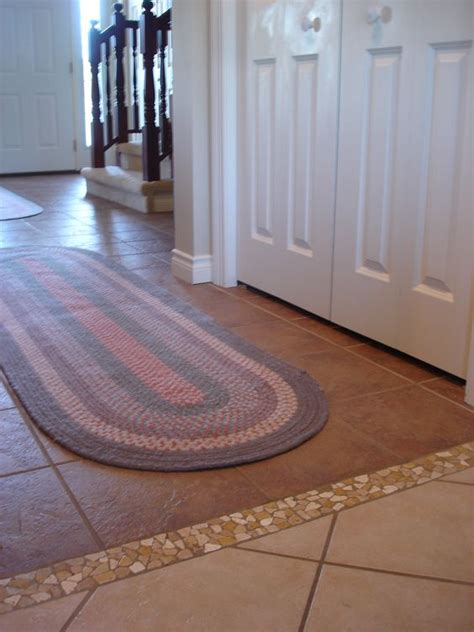 Transition Between Tile And Wood Floor 4 ways and 26 exles to ease the floor transition digsdigs