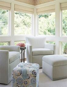 Window Treatments For A Sunroom window treatments for sunrooms transitional living room