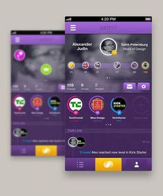 1000 Images About Ux Ui Design Gamification On Pinterest App Dashboards And User Gamification Website Templates
