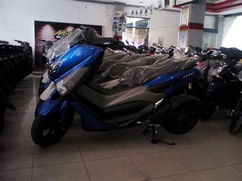Yamaha Nmax Bogor sudah tersedia di dealer ini harga kredit yamaha nmax