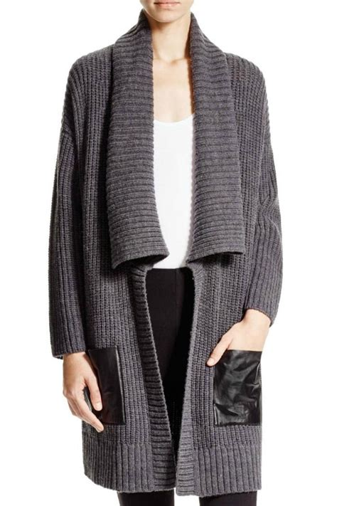 Knit Cardigan Impor michael kors open knit cardigan from canada by bloom fashion boutique shoptiques