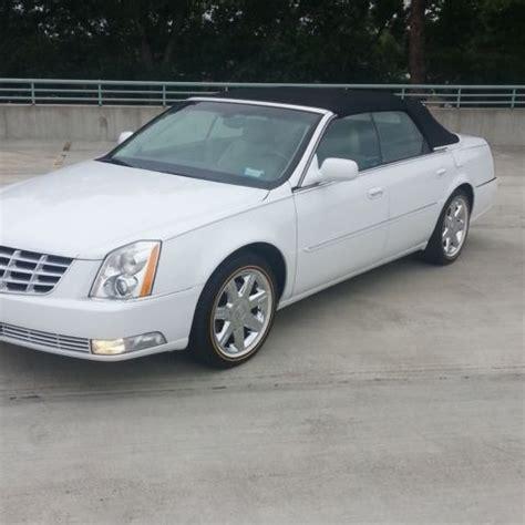 Cadillac Dts Convertible by 2006 Cadillac Dts Convertible