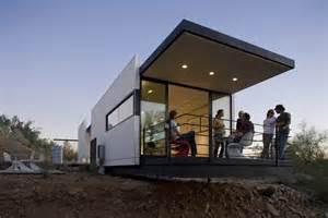 prefab desert homes modern sustainable prefab home