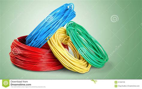 cables stock photo image 61559729