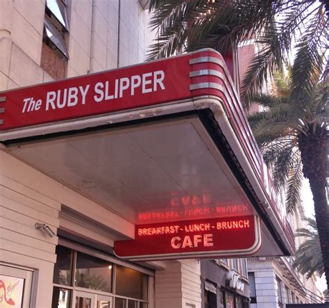 ruby slippers new orleans breakfast in new orleans biscuits and ruby slippers