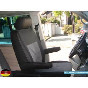 Car Seat Covers Vw California Seat Covers For The Vw T5 California Startline And
