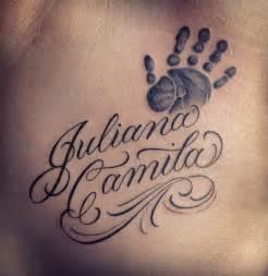 best 25 baby name tattoos ideas on pinterest kid name