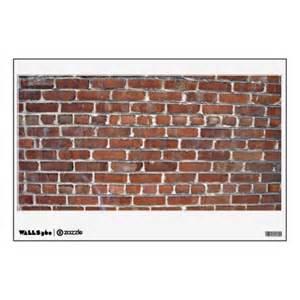 brick box image 2013 vintage red brick wall texture rectangular sticker zazzle