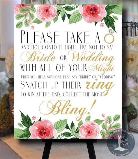 Kitchen Tea Invites Ideas don t say bride or wedding floral pink and gold bridal