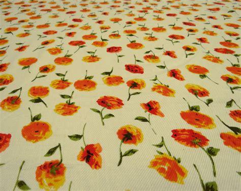Pashmina Murah Mavis Floral 3 dressmaking floral printed pashmina fabric sewing crafting by the metre ebay
