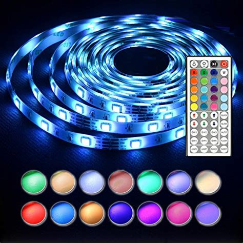 len led len led lights 16 4 ft 5m waterproof 150leds 5050
