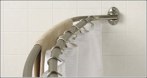 tension curtain rods extra long 120 shower curtain tension rod extra long download page home