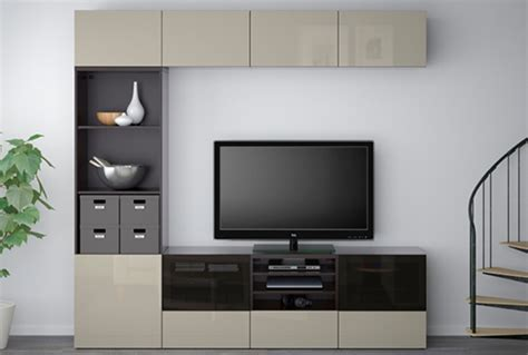 Living Room Tv Unit Best 197 System Combinations Amp Frames Ikea