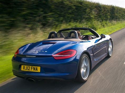 Leasing Porsche Boxster by Porsche Boxster Car Leasing Nationwide Vehicle Contracts