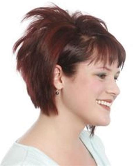 short haircuts with lift at the crown blending bangs into sides search results hairstyle