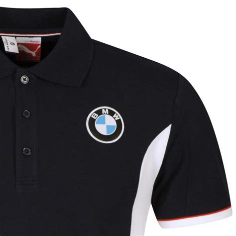 Polo Shirt Bmw Black Sport Limited s bmw motorsport polo shirt blue sports