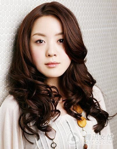 waivy korean hair style japanese curly hair women styler