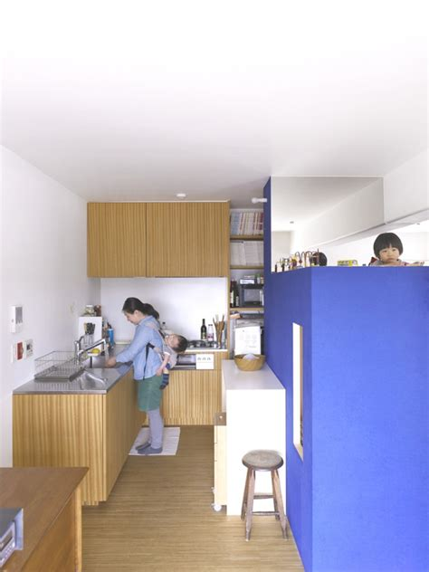 one room apartment design japan japanese family of six thinks inside the box lifeedited