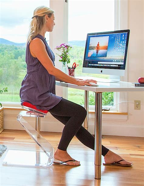 qor releases  ergonomic chair  active sitting review
