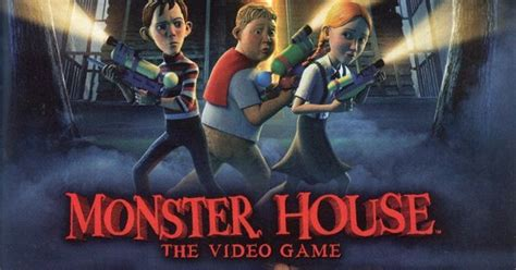 monster house game quot monster house the video game quot retro gaming pinterest monster house video