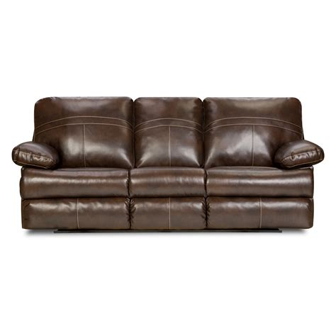 simmons loveseat simmons upholstery miracle bonded leather sofa sofas