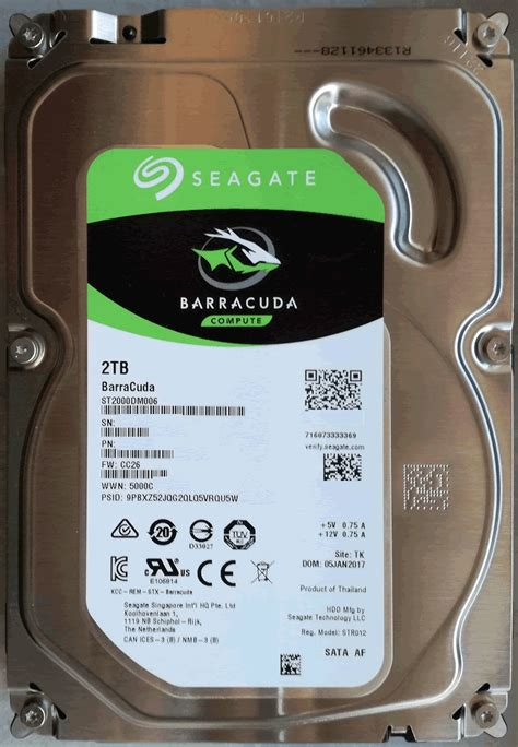 Hdd Seagate Barracuda 2tb seagate barracuda 2tb drive review myce