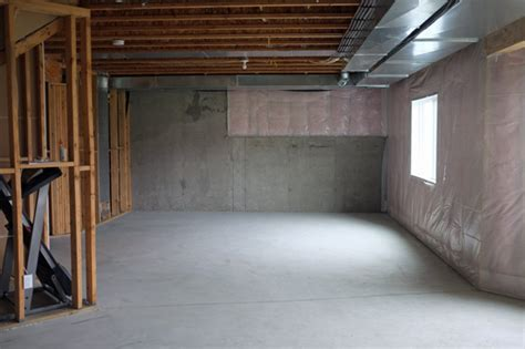 how much for a basement basement project approach and costs teal and lime by