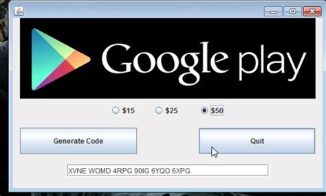 Gift Card Codes For Google Play - google play gift card codes youtube