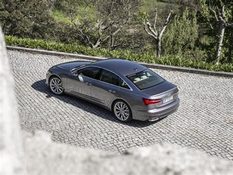 Typklasse Audi A6 by Audi A6 Im Test Kein Business Auto As Usual Bietet Viel