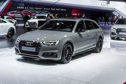 new audi a4 black edition piles on the style auto express