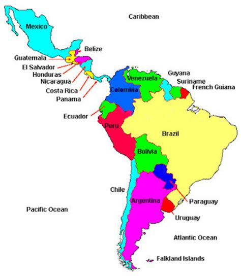south american cities map america map region city map of world region city