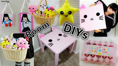 cute organization ideas for bedroom 5 diy room decors and organization ideas cute easy inexpensive creative youtube