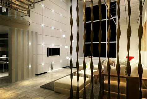 room divider ideas for living room how to use a wall screen divider in the living room